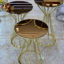 ست میز عسلی مدل چتری