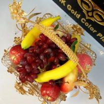 میوه خوری آبکاری طلا