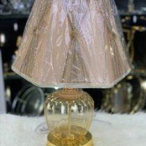 آباژور رومیزی بسیار لوکس با پایه فلزی