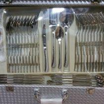 سرویس قاشق چنگال 144 پارچه یونیک ،