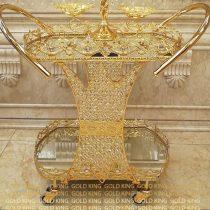 میزبار آبکاری طلا